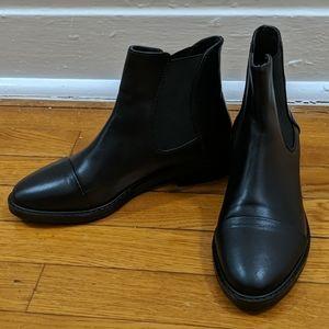 Stuart Weitzman booties - bought in Asia